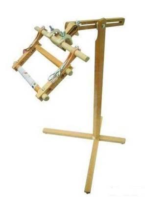 Изображение Пяльцы-рамка с клипсами