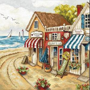 Изображение Магазин у моря (Shops by the sea)