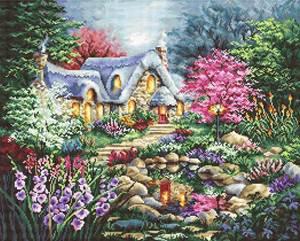 Изображение Пруд у коттеджа (Cottage Pond)