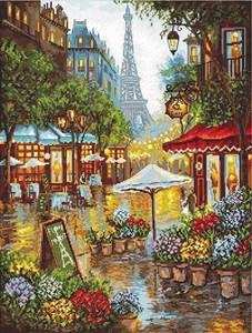 Изображение Весенние цветы. Париж (Spring flowers. Paris)