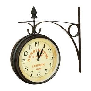 Изображение Часы на кронштейне Kensington двухсторонние