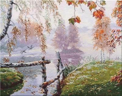 Изображение Уж небо осенью дышало