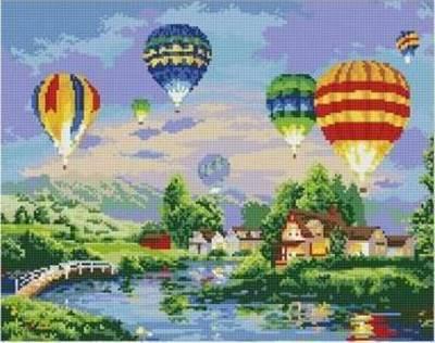 Изображение Полет воздушных шаров
