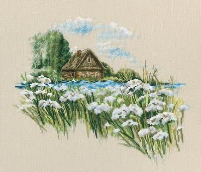 Изображение Теплый мир цветущего лета