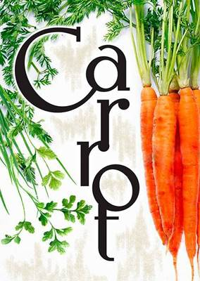 Изображение Овощной триптих