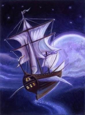 Изображение Корабль призрак