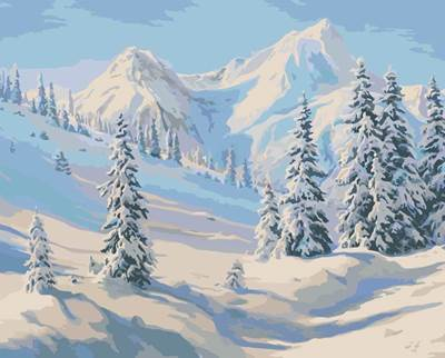 Изображение В горах