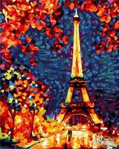 Изображение Яркий Париж