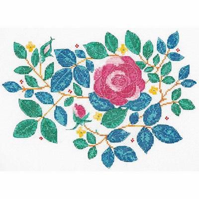 Изображение Розовый сад (Rose Garden)