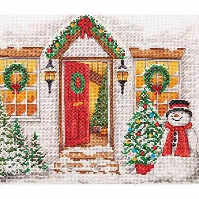 Изображение Рождественский прием (Christmas Welcome)