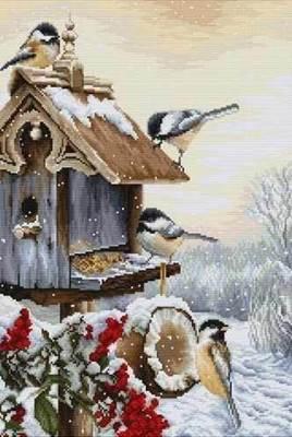 Изображение Птичий домик