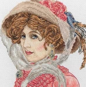 Изображение Викторианский портрет (Victorian Portrait)