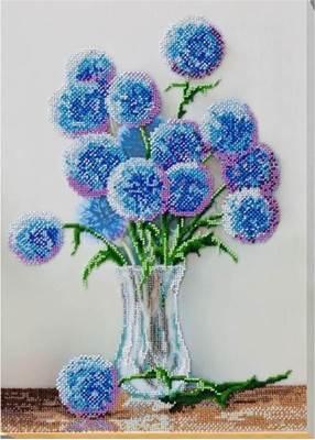 Изображение Голубые шарики