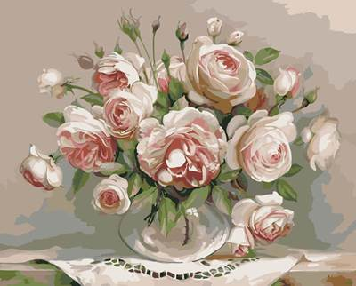 Изображение Пионовидные розы