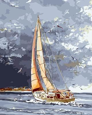 Изображение Попутный ветер