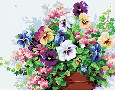 Изображение Цветочная композиция