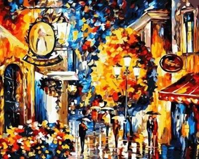 Изображение Осень в Париже