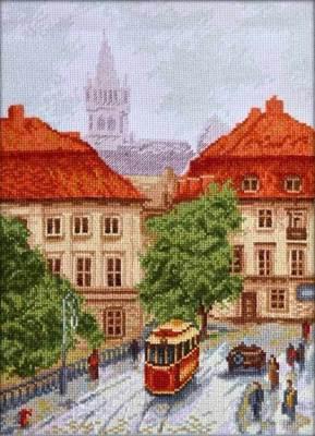 Изображение Старый трамвай