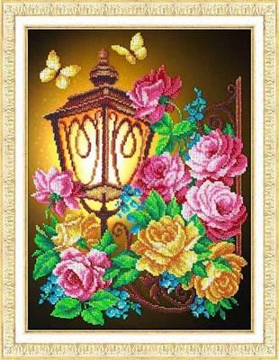Изображение Фонарик и розы