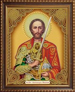 Изображение Икона Александр Невский