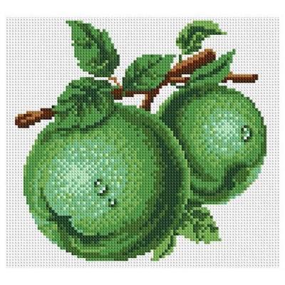 Изображение Зеленые яблоки