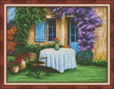 Изображение Уютный дворик