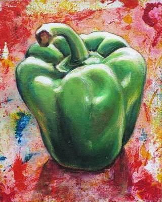 Изображение Зеленый перец
