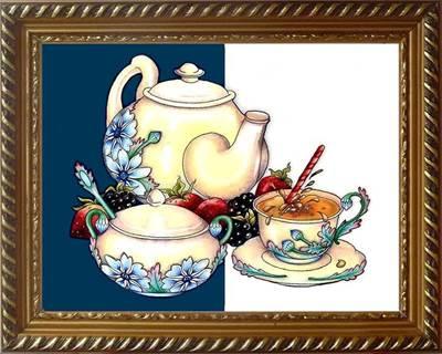 Изображение Чайная традиция