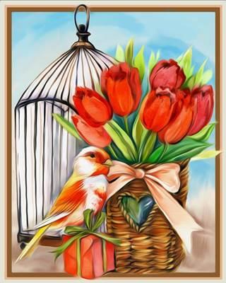 Изображение Подарок весны