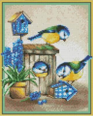 Изображение Дружные синички