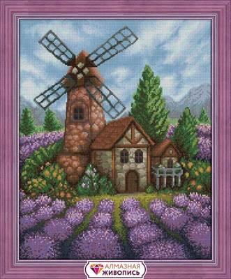 Изображение Старая мельница