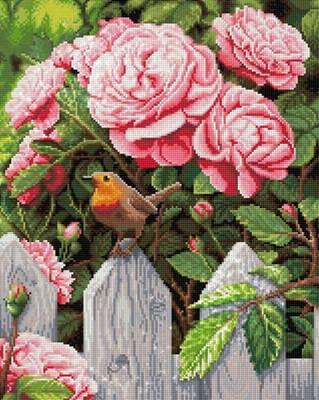Изображение Птичка в саду
