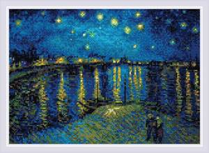 Изображение Звездная ночь Ван Гог