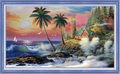 Изображение Тропический рай