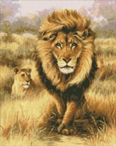 Изображение Лев
