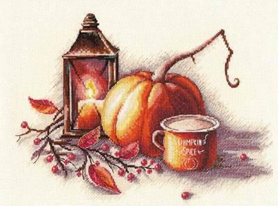 Изображение Осенний натюрморт