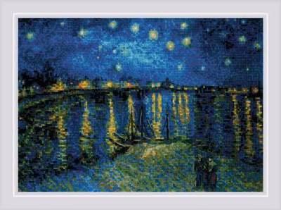 Изображение Звездная ночь над Роной Ван Гог