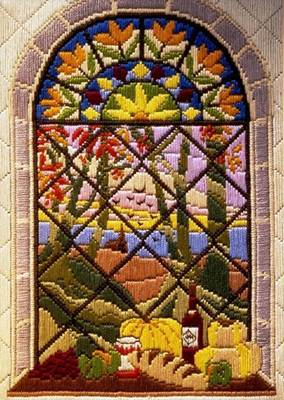 Изображение Осень в окне (Autumn Through the Window)