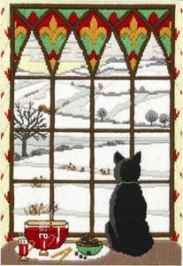 Изображение Зима в окне (Winter Through The Window)