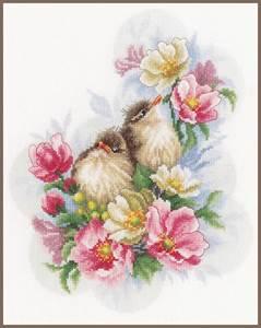 Изображение Цветочные стражи (Flower branch guardians)
