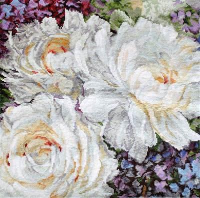 Изображение Белые розы (White Roses)