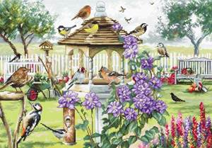 Изображение Кормушка для птиц (Bird table)