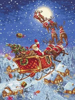 Изображение Олени уже в пути! (The reindeers on its way!)