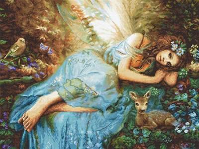 Изображение Весенняя Фея (Spring Fairy)