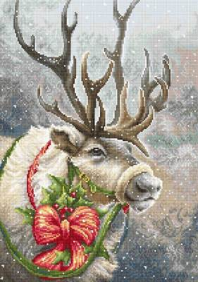 Изображение Рождественский олень