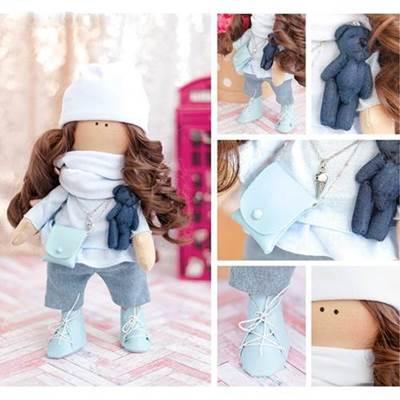 Изображение Мягкая кукла Кэтти