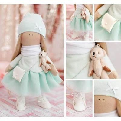 Изображение Мягкая кукла Кристи