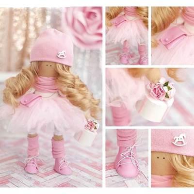 Изображение Мягкая кукла Энни