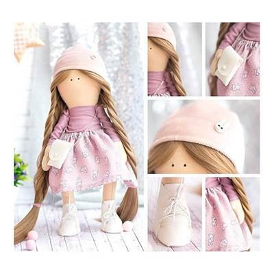 Изображение Мягкая кукла Плюм