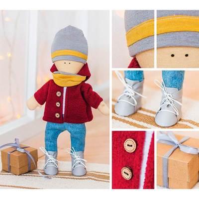 Изображение Мягкая кукла Том